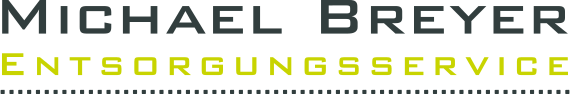 Michael Breyer Entsorgungsservice Logo